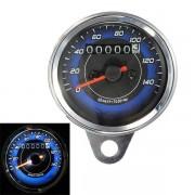 Kilometerteller en snelheidsmeter motorvoertuigen