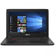 Лаптоп ASUS FX502VM-DM105T, Intel Core i7-6700HQ, 8GB, 1TB, 15.6 инча 1920x1080, Черен