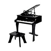 Hape HAP-E0320 Happy Grand Piano Black