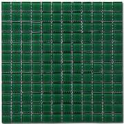 Maxwhite L026 Mozaika skleněná zelená lahvová 29,7x29,7cm