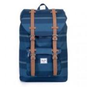 Herschel Little America Mid Backpack Navy Fouta 925