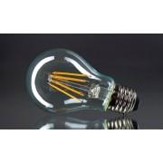 E27-6W-220VWWFil 6W Meleg fehér LED izzó
