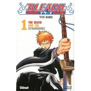 Bleach - Pack En 2 Volumes - Tome 1, The Death And The Strawberry - Tome 2, Goodbye Parakeet, Goodnite My Sista