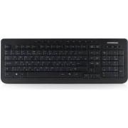 Tastatura MODECOM MC-5005 negru Hungarian Layout