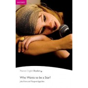 Easystart: Who Wants to be a Star? Book and CD Pack by Margaret Iggulden