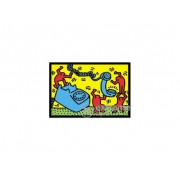 Puzzle Educa Keith Haring, Telephone, 500 buc.