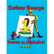 Curious George Learns the Alphabet by Margret Rey