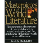 Masterpiece of World Literature by Frank Magill