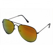 Derry sunglass in Aviator style in mirror glasses(Goggles) DERY559