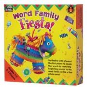 Edupress EP-LRN272 Word Family Fiesta 2-3 Letter Word Families