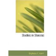 Studies in Stanzas by Orpheus C Kerr