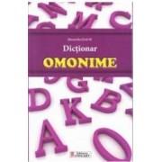 Dictionar omonime - Alexandru Emil M.