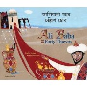 Ali Baba and the Forty Thieves in Somali and English by Enebor Attard