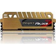 GeIL Enhance Veloce 4GB 240-Pin DDR3 1600MHz (PC3-12800) C9 Single Channel Desktop Memory