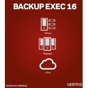 Veritas Backup Exec 16 Virtual Tape Library (VTL) Unlimited Drive Option Vollversion (ESD) inkl. 3 Jahre Basic