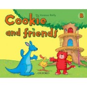 Cookie and Friends: B: Classbook by Vanessa Reilly