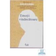 Emotii vindecatoare. Dialoguri cu Dalai Lama despre ratiune emotii si sanatate - Daniel Goleman