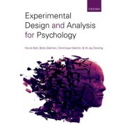 Experimental Design and Analysis for Psychology by Herve Abdi