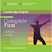 Complete First - Second Edition / 2 Class Audio CDs by Guy Brook-Hart