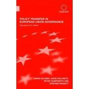Policy Transfer in European Union Governance by Simon Bulmer