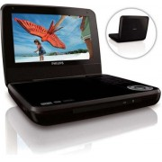 "DVD Player Portabil Philips PD7001B, LCD TFT 7"" (Negru)"