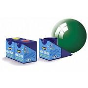Revell Acrylics (Aqua) - 18ml - Aqua emerald green gloss - RV36161