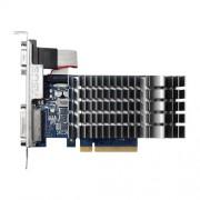 ASUS GT710/64BIT/1GBDDR3/DSUB1/HDMI1/DVID1