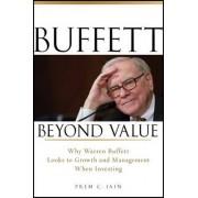 Buffett Beyond Value by Prem C. Jain