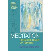 Meditation from the Heart of Judaism by Avram Davis