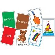 Creative Pre-School - Colours- Flash Cards - (Cre0522)