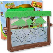 Nature Bound Ant Treehouse Habitat Kit with Sand Connector Tube Feeding Stick Insect Instructions One Size