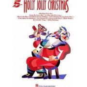 Holly Jolly Christmas by Hal Leonard Publishing Corporation
