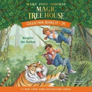 Magic Tree House Collection Books 17-24 by Mary Pope Osborne