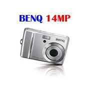 "BenQ C1450 14MP HD Digital Camera 2.7"" LCD"