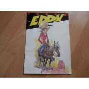 Programme Eddy Mitchell Tour 84, Format 24x33cm Avec Photos Michel Sardou & Johnny Hallyday