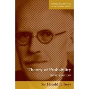 The Theory of Probability by Former Plumian Professor of Astronomy Harold Jeffreys