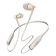 Philips Shb5950Wt/00 In Ear Bluetooth Headphones With Microphone, Tangle-Free Neckband Design White