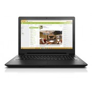 Lenovo Ideapad 110-15ACL 15.6-inch Laptop (A6-7310/4GB/500GB/DOS/Integrated Graphics), Black Texture