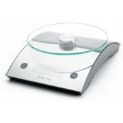 Báscula de cocina electrónica de cristal modelo luxe de Lacor