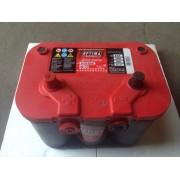 Optima REDTOP RT U4,2 baterie auto 12V - 50Ah AGM cod 804250000 888 2 ( Varta )