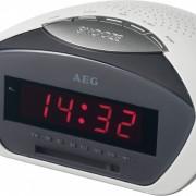 Radio budilnik beli AEG MRC 4116 – Clatronic