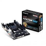 Gigabyte GA-F2A78M-DS2 Carte mère AMD Micro ATX Socket FM2+