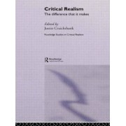 Critical Realism by Justin Cruickshank