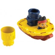Fisher-Price Disney Jake and The Never Land Pirates Jakes Pirate Cruiser
