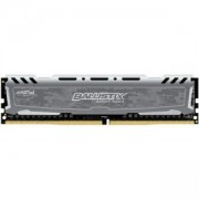 Памет Crucial DRAM 8GB DDR4 2400 MT/s (PC4-19200) CL16 DR x8 Unbuffered DIMM 288pin Ballistix Sport LT DDR4 1.2V, BLS8G4D240FSB