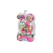 Shopkins Shoppies S2 babák - Peppa-Mint