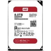 """HDD Interni WD Red Pro 3.5"""" 8 TB, 7.200rpm, WD8001FFWX"""