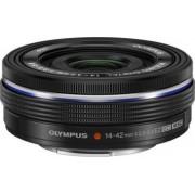 Obiectiv Foto Olympus M.ZUIKO DIGITAL 14-42mm 1 3.5-5.6 EZ Negru