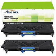 ARCON Compatible Toner Cartridge Replacement For Brother TN-360 TN360 TN 360 Used For TN360 HL-2140 HL-2150 HL-2170 HL-2170W DCP-7030 DCP-7040 Ricoh Aficio SP 1200 1210 series (Black 2-Pack)