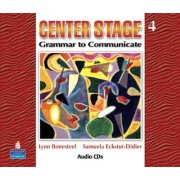 Grammar Talk: Center Stage Level 4 by Lynn Bonesteel